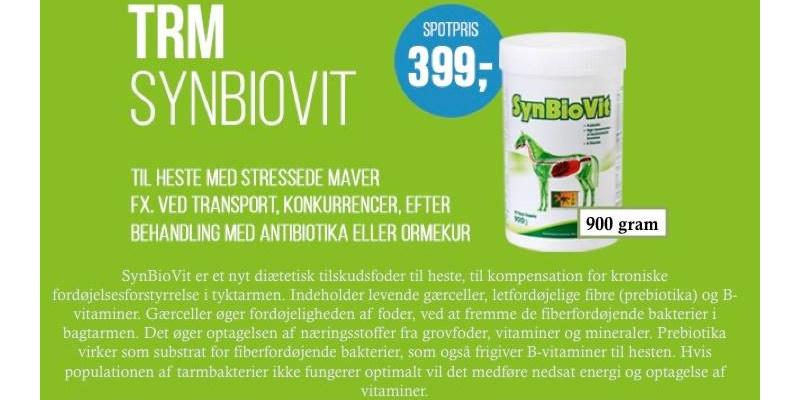 TRM Synbiovit tilbud