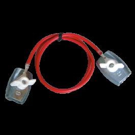 Forbinderkabel t/polyreb 5-6mm