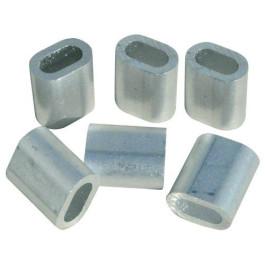 Wireklemme ALU-Z 5,0mm 10stk