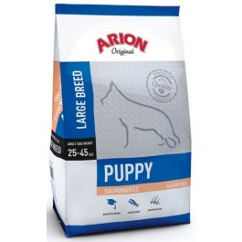 Arion Puppy MEDIUM 12KG Salmon