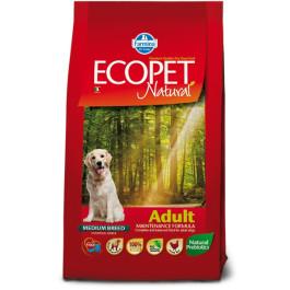 Ecopet Medium 12kg NATURAL