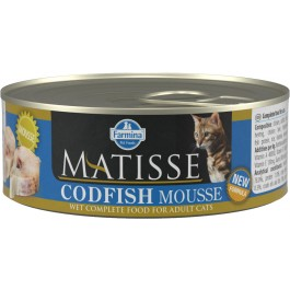 Matisse Cat Fisk 85gr Mousse