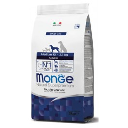 Monge Medium Senior 3kg