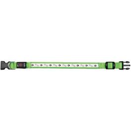 Blitzlys Halsbånd S-M 30-40cm