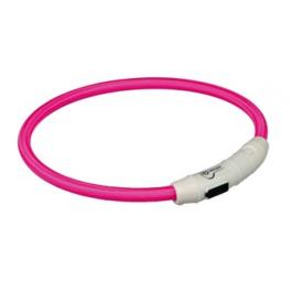 Blitzlys ring M-L 45cm Pink