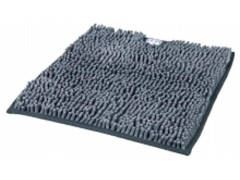 Litter Tray Mat 38x60cm grå