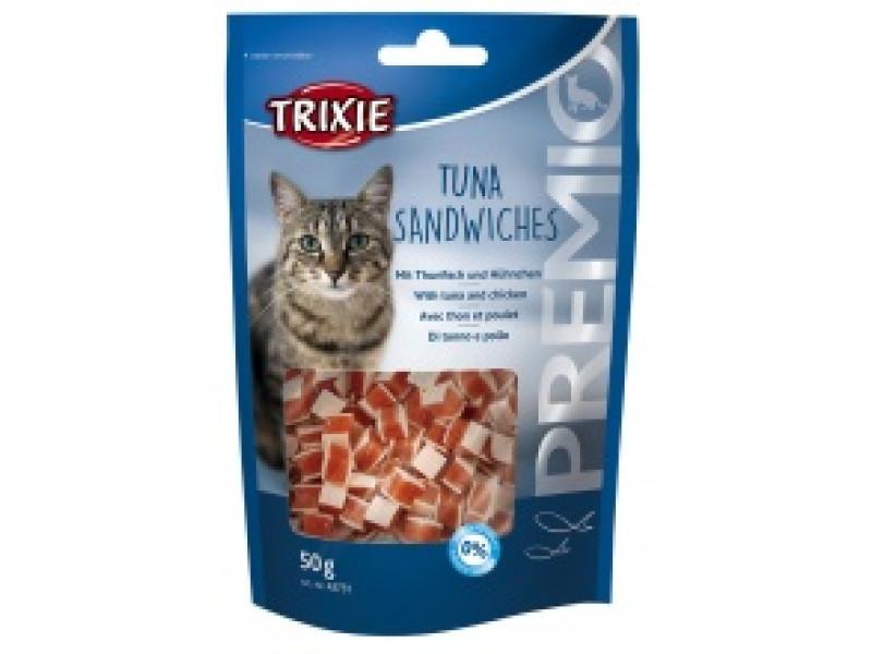 PREMIO Tuna Sandwiches 50gr