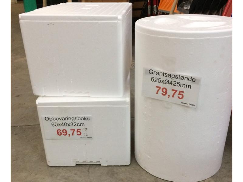 Opbevaringsboks 60x40x32cm