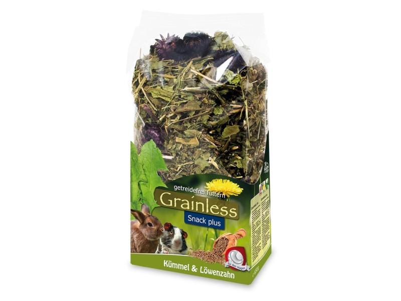 Grainless PLUS Komme/mælke 100