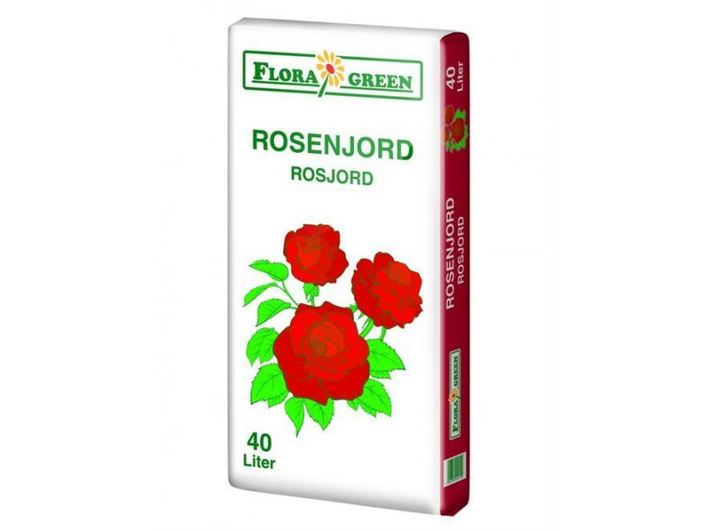 Rosenjord 40ltr