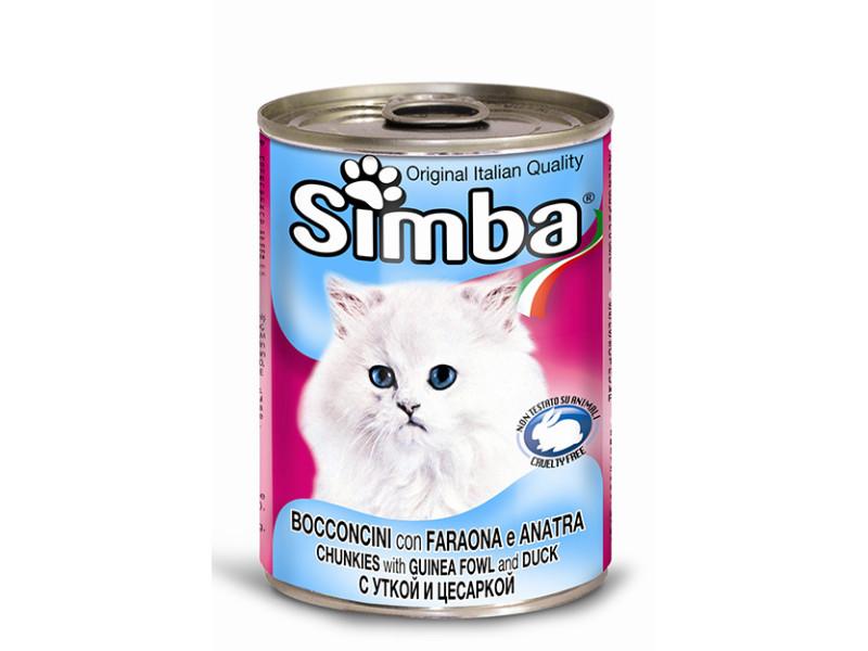 Simba Cat Perlehøns/An3x24x415