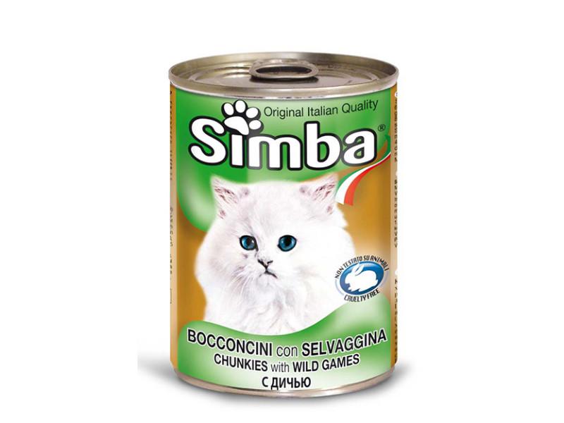 Simba Cat Vildt 24x415gr