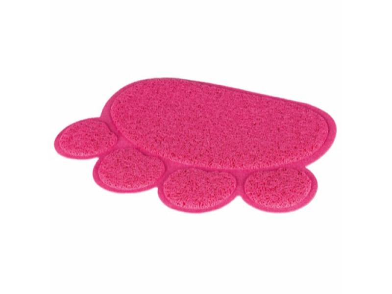 Måtte Paw 40x30cm pink