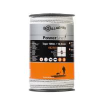 PowerLine Bånd 12,5mm hvid 100