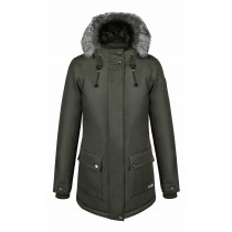 Parka FP Willow oliven