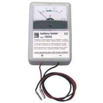 Testapparat t/tørbatterier