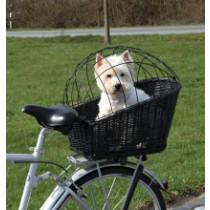 Cykelkurv m.gitter t.bagagebær