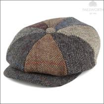 Cap Lewis Harris tweed uld