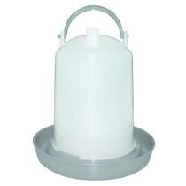 Fjerkrævander cylinder grå 3Lt