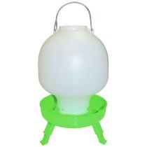Bowle-vander grøn m/ben 4ltr
