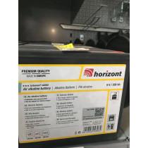 Tørbatteri 9V 200Ah Turbomax