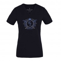 Kingsland Mougins V-Neck Tee