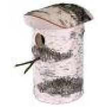 Fugle-Redekasse Birketræ 45mm