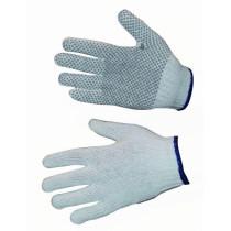 Handske nylonstrik m/dot D 12s