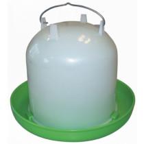 Cylinder-vander grøn 8ltr