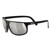 Uvex solbrille 10 sort/