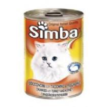 Simba Cat Kalkun 24x415gr