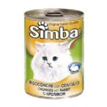 Simba Cat Kanin 24x415gr