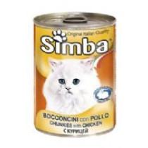 Simba Cat Kylling 24x415gr