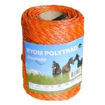 Polytråd orange 2gr-3tr 250M