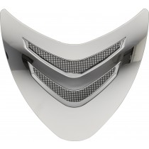 OneK Def.Con.Front Vent silver