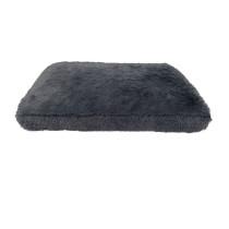 Hundepude Fluffy XL Koksgrå