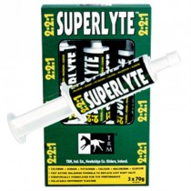 TRM Superlyte Syringe 3x70gr