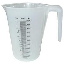 Målekande plast grad.10ml 1ltr