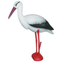 Skræmmer Stork H 78cm
