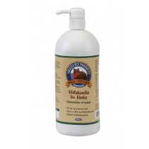 Grizzly Lakseolie hund 500ML