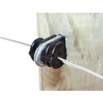 Isolator m/krampe 100stk U
