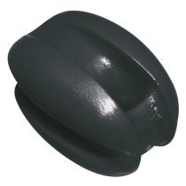 Hj.isolator t/tråd Grå 4stk