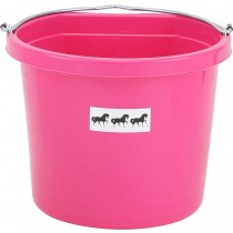 Spand 1 flad side 12 ltr Pink