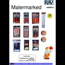 Malermarked