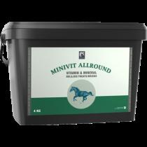 Equsana Minivit Allround 3x4kg