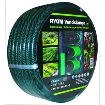 Vandslange grøn 1/2 m/tilbehør