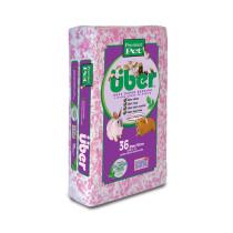UBER Papirstrøelse 36L Pink/H