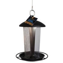 Dual Feeder - Stainless Steel