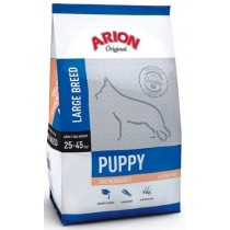 Arion Puppy LARGE 12kg Salmon&