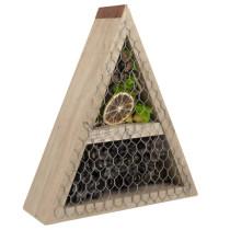 Insekthotel Pyramide
